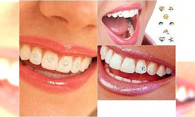 Biżuteria na zęby - hit czy kit?
