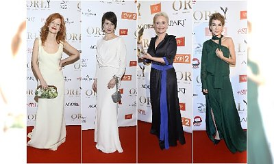 Orły 2015: Tak prezentowały się gwiazdy na filmowej gali