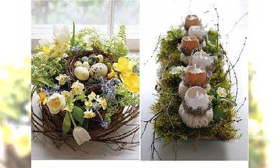 Stroik na Wielkanoc. 20 pomysłów na oryginalną ozdobę stołu