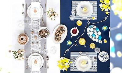 Stół wielkanocny w 4 stylach