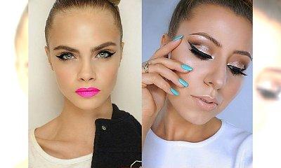 Czarujący make-up dla perfekcjonistek!