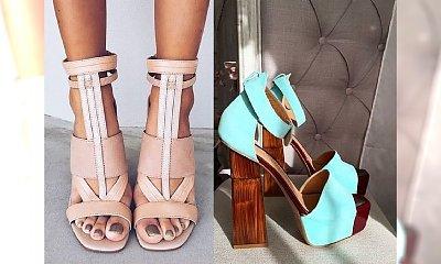 Gustowne, eleganckie buty na wiosnę/lato 2015 [GALERIA]