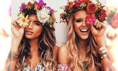 HOT TREND NA WIOSNĘ: Kwiatowe opaski i wianki. Przepiękne inspiracje dla każdej z Was!