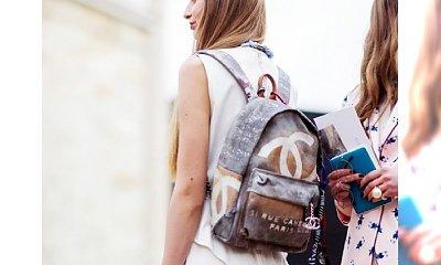 HOT: Plecak zamiast torby. Inspiracje Street Style, które przekonają was w 5 minut