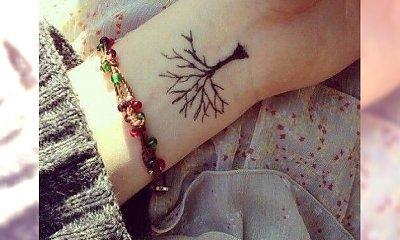 Galeria małego tatuażu - garść inspiracji