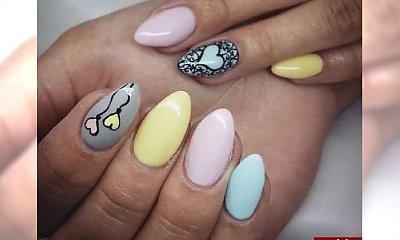 Uroczy manicure - dziewczęce propozycje na letnie dni