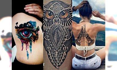 Tatuaże tworzone z niesamowitą pasją [GALERIA]