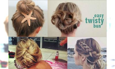 Najlepsze fryzury na udane plażowanie - Spędź wakacje w czarującym stylu
