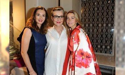 Gwiazdy na pokazie Joanny Klimas - Joanna Krupa, Dorota Williams,  Paulina Sykut. Czy zachwyciły stylem?