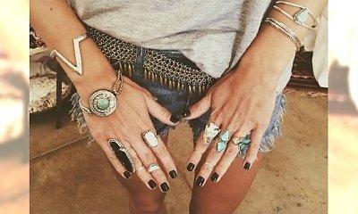 Podpowiadamy jak nosić pierścionki na lato 2015! - Najpiękniejsze inspiracje z Pinterest