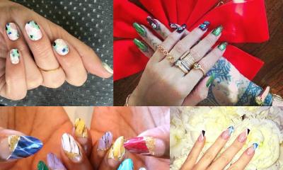 20 Zapierających dech w piersiach manicure na lato od największych gwiazd