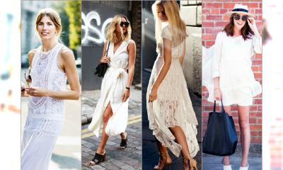 Must Have lata: Little White Dress. Przegląd najładniejszych białek sukienek na gorące dni