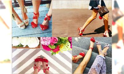 Buty, które zawładnęły Instagramem - Zobacz na punkcie, jakich sandałek oszalały wszystkie fashionistki