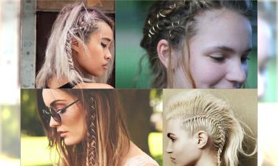 Zadziorne propozycje na letnią fryzurę. Wypróbuj Hair Rings i olśniewaj swoim wyglądem
