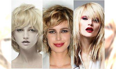Idealne półdługie fryzury dla cienkich, pozbawionych objętości włosów