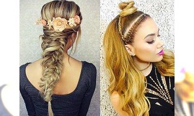 TOP 15 najciekawszych, mega modnych i stylowych uczesań z długich włosów