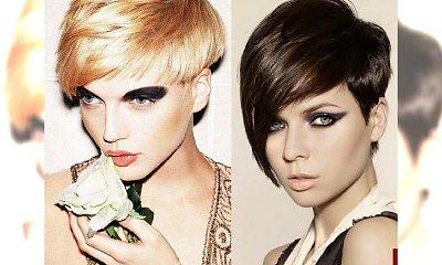 Krótkie fryzury jak z najdoskonalszych salonów fryzjerskich - daj się uwieść !