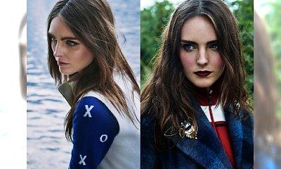 Jesienne makijaże zgodne z trendami jesień zima 2015/2016. Zobacz, jaki makeup nosić z kratką, grunge'm i stylem lat 70-tych