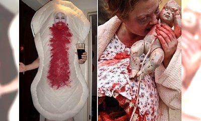 TO JUŻ PRZESADA! Najgorsze stroje na Halloween, jakie widzieliście!