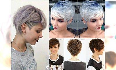 Modne krótkie fryzury 2016 - WIELKA GALERIA inspiracji