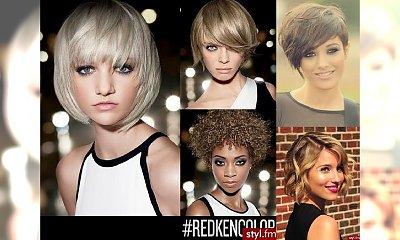 Krótkie i półkrótkie fryzurki z grzywką - pokochaj te fryzjerskie trendy!