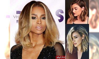 Cięcia średniej długości w najlepszych wersjach - fryzjerskie trendy na najwyższym poziomie