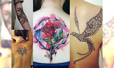 Kobieca galeria tatuażu: 15 supermodnych motywów
