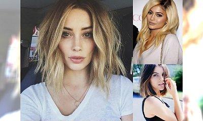 Włosy do ramion - GALERIA kobiecych trendów na 2015/16!