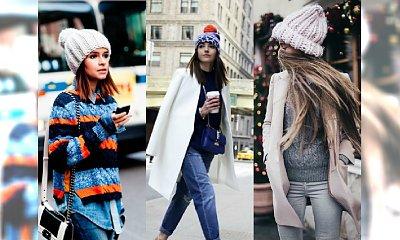 Must Have zimy 2015/16: Beanie! Zobacz TOP stylizacje Street Style z niezbędnikiem tego sezonu