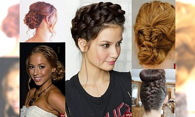 GALERIA perfekcyjnych fryzurek na wieczorną imprezę wielkanocną!