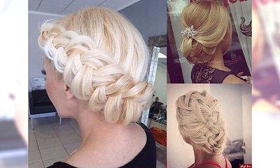 Boże Narodzenie 2015: wyjątkowe upięcia z włosów dla blondynek