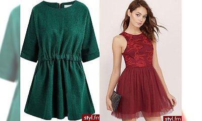 Modne i stylowe sukienki - propozycje na bożonarodzeniowe spotkania