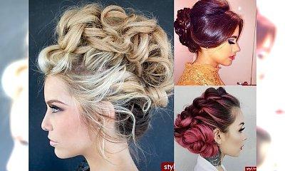 MEGA modne fryzury na imprezę sylwestrową - HOT TRENDY 2016!
