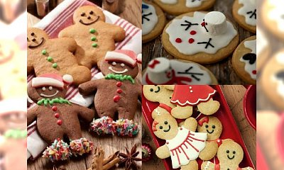 Mega pomysł na święta: Dekoracyjne pierniki - Dodaj odrobinkę zabawy na Boże Narodzenie 2015