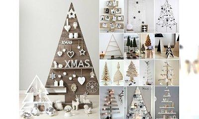 Alternatywa dla choinki - pomysłowe dekoracje, która zastąpią tradycyjne drzewko