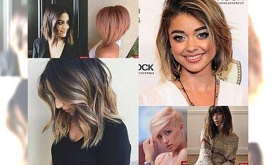 Przegląd fryzjerskich trendów sezonu 2015/2016 - poznaj NAJmodniejsze cięcia włosów!