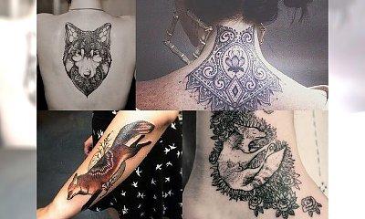 Kilkanaście ekstra tatuaży, które pokochacie!