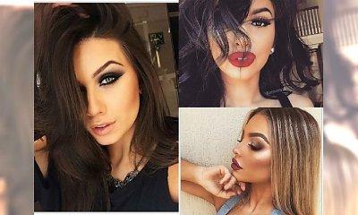 Obudź w sobie kocicę z tymi smoky makijażami - TOP propozycje na Walentynki 2016