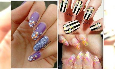 Przywołaj wiosnę z kolorowym Confetti Manicure! 20 wesołych i uroczych propozycji na 2016