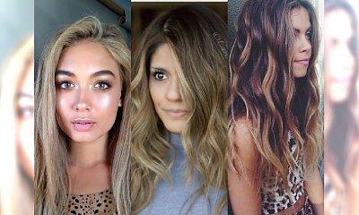 HOT! Koloryzacja włosów w kolorach Nude hitem roku 2016!