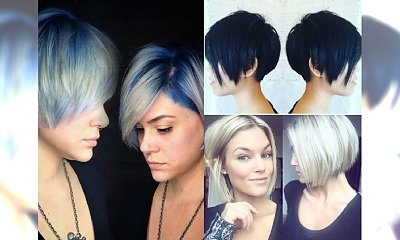 Krótkie fryzury z Instagrama. 20 modnych propozycji na wiosnę