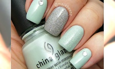 Miętowy manicure - świeży akcent na paznokciach. Galeria niezwykłych inspiracji