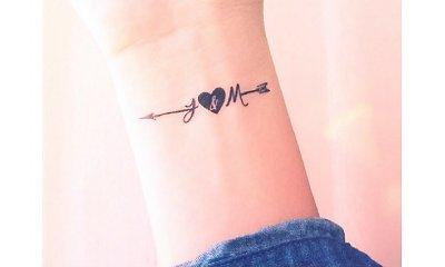 Tatuaż z miłosnym akcentem - wzory, które podbiją twoje serce!