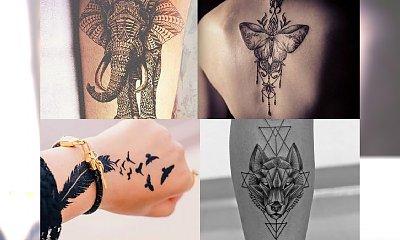 Galeria tatuażu - urzekające motywy, jak z najlepszych salonów tatuażu!
