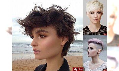 Galeria krótkich fryzur, które pokochasz od pierwszego wejrzenia!
