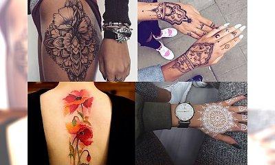 15 kobiecych tatuaży, na które musisz zwrócić uwagę!