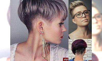 Charyzmatyczne krótkie cięcia 2016 - przegląd fryzjerskich trendów!