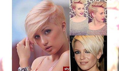 Krótka odsłona fryzurek idealnych dla blondynek - TRENDY 2016!