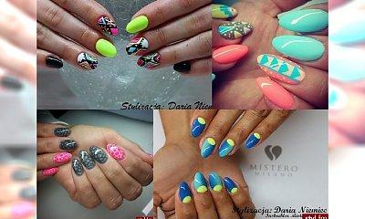 Barwny, ożywczy, dziewczęcy manicure na sezon wiosna/lato 2016!