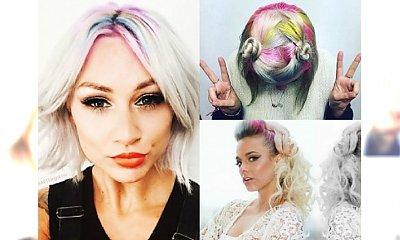 HOT: Nowy trend w koloryzacji włosów - Raibow Roots coraz bardziej popularny!